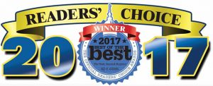 Readers' Choice 2017 - Voted Best of the Best